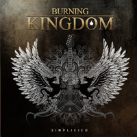 [Burning Kingdom Simplified Album Cover]