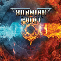 [Burning Point Burning Point Album Cover]