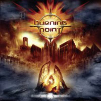 [Burning Point Empyre Album Cover]