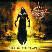 [Burning Point Feeding The Flames Album Cover]