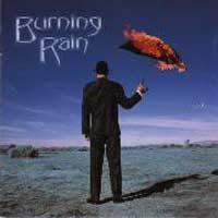 [Burning Rain Burning Rain Album Cover]