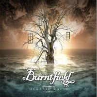 [Burntfield Organic Waves Album Cover]