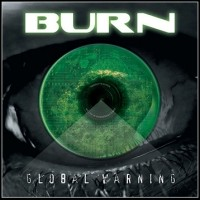 Burn Global Warning Album Cover