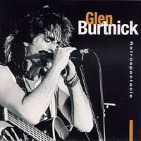 [Glen Burtnick Retrospectacle Album Cover]
