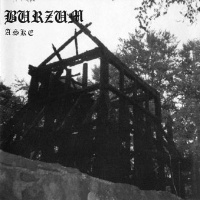 [Burzum Aske Album Cover]