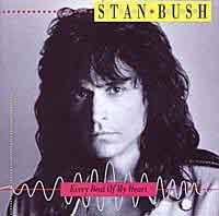 [Stan Bush Every Beat of my Heart Album Cover]