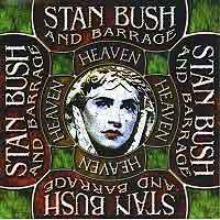 [Stan Bush Heaven Album Cover]