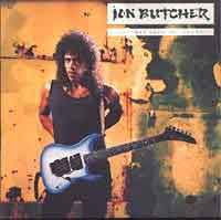 Jon Butcher Pictures From the Front Album Cover