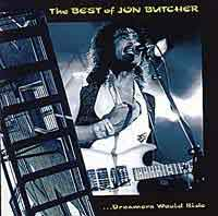 [Jon Butcher The Best of Jon Butcher Album Cover]