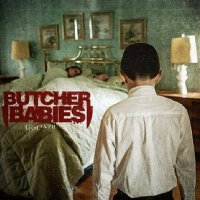 [Butcher Babies Goliath Album Cover]