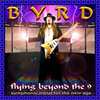 [James Byrd Flying Beyond the 9 Album Cover]