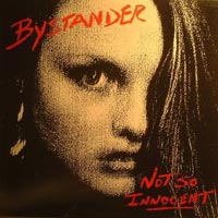[Bystander Not So Innocent Album Cover]
