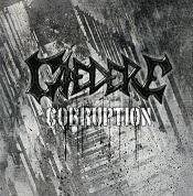 [Caedere Corruption Album Cover]