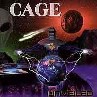 [Cage Unveiled Album Cover]