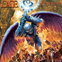 [Cage Hell Destroyer Album Cover]