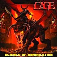 [Cage Science of Annihilation Album Cover]