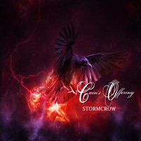 [Cain's Offering Stormcrow Album Cover]