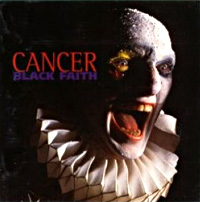 [Cancer Black Faith Album Cover]