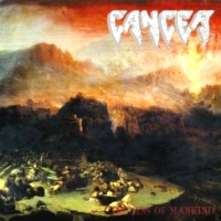 [Cancer The Sins Of Mankind Album Cover]