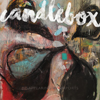 Candlebox Disappearing In Airports Album Cover