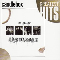 [Candlebox Greatest Hits - The Best of Candlebox Album Cover]