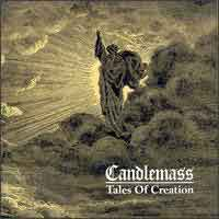 [Candlemass Tales of Creation Album Cover]