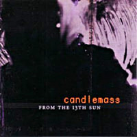 [Candlemass From The 13th Sun Album Cover]