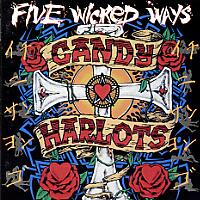[Candy Harlots Five Wicked Ways Album Cover]