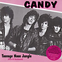 [Candy Teenage Neon Jungle Album Cover]
