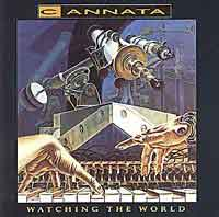 [Cannata Watching the World Album Cover]