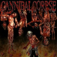 [Cannibal Corpse Torture Album Cover]