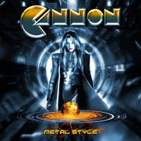 [Cannon Metal Style Album Cover]
