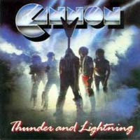 [Cannon Thunder And Lightning Album Cover]