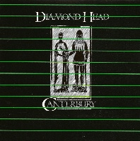[Diamond Head Canterbury Album Cover]