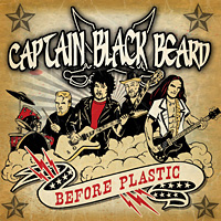 [Captain Black Beard Before Plastic Album Cover]