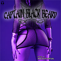 [Captain Black Beard It's a Mouthful Album Cover]