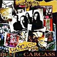 [Carcass Best of Carcass Album Cover]