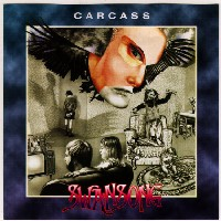 [Carcass Swansong Album Cover]