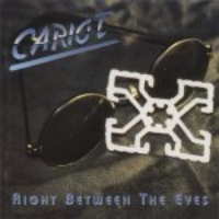 [Cariot Right Between The Eyes Album Cover]