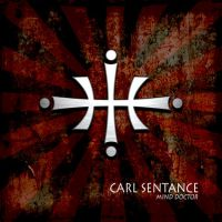 Carl Sentance Mind Doctor Album Cover