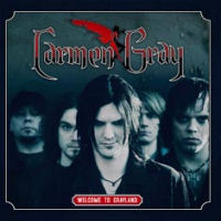 [Carmen Gray Welcome To Grayland Album Cover]