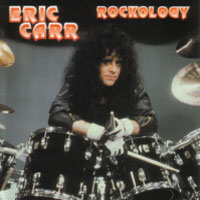 [Eric Carr Rockology Album Cover]