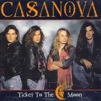 [Casanova Ticket to the Moon Album Cover]