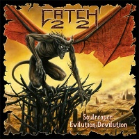 [Catch 22 Soulreaper: Evilution/Devilution Album Cover]