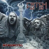 [Catch 22 Monumetal Album Cover]