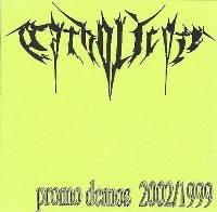 [Catholicon Promo Demos 2002/1999 Album Cover]