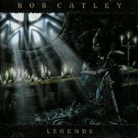 Bob Catley Legends Album Cover