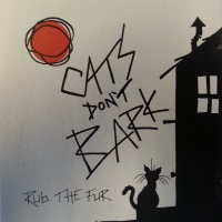 [Cats Don't Bark Rub The Fur Album Cover]