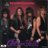 [Cats In Boots Demonstration (East Meets West) Album Cover]