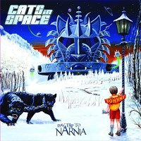 [Cats In Space Daytrip to Narnia Album Cover]